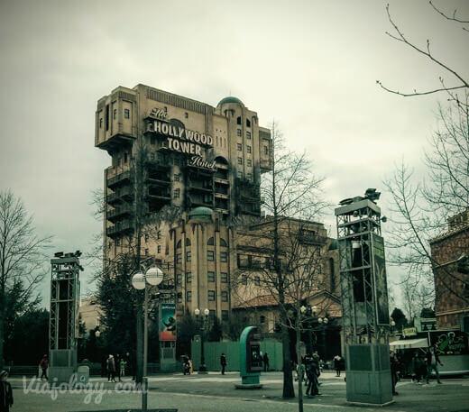 atracciones de Disney Studios