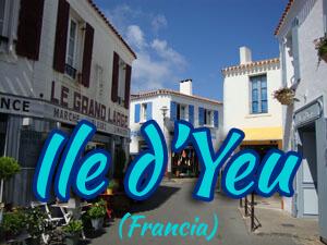Ile d'Yeu en Francia