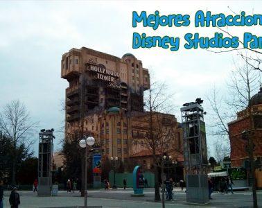 Atracciones de Disney Studios Paris