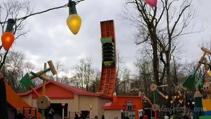 Atracciones Toy Story en Disneyland Paris