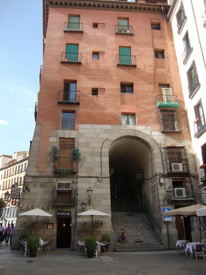 Arco Cuchilleros