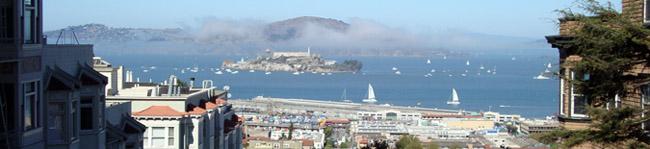 Panorámica de Alcatraz