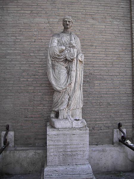 Escultura del Abate Luigi
