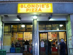 Blondie's Pizza
