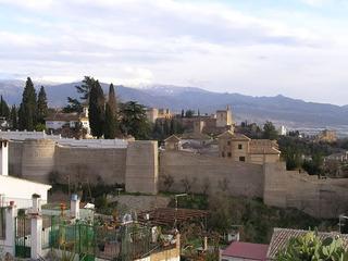 Vistas desde el mirador de San Cristobal
