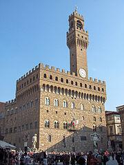 Palazzo Vechio de Florencia