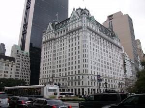 Hotel Plaza de Nueva York