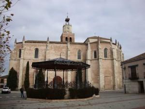 Iglesia de Santa Maria la Mayor de Coca
