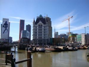 Vista de Rotterdam