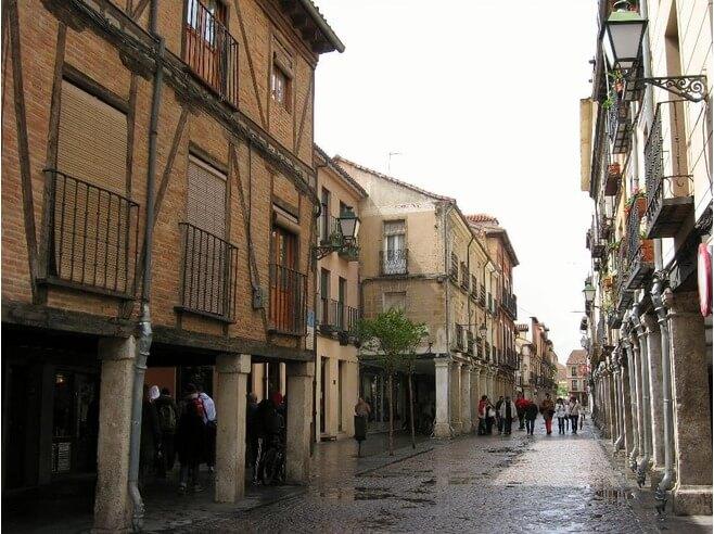 Opiniones de calle mayor alcala de henares - Casas regionales alcala de henares ...