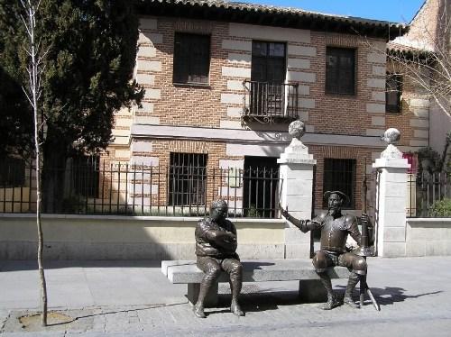 Ruta a pie por Alcalá de HenaresViajology