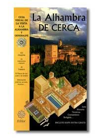 """Libro """"La Alhambra de cerca"""""""