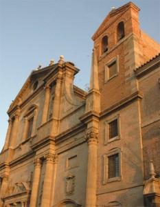 Fachada Santa María La Mayor