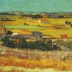 La Cosecha (Van Gogh)