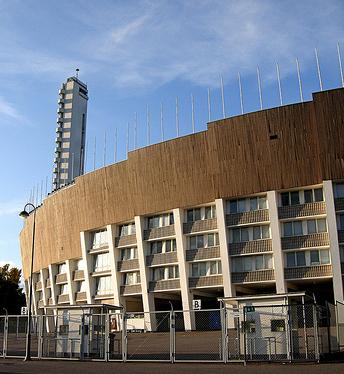 Estadio olimpico de Helsinki