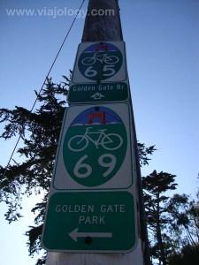 carteles para ciclistas