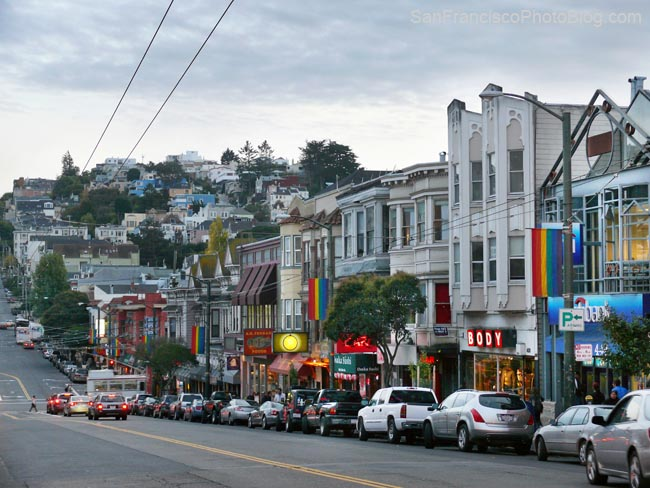 san francisco castro gay