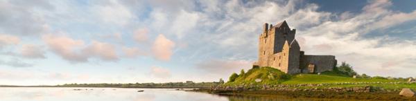 Castillo en Irlanda