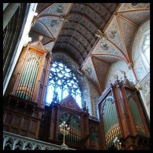 Catedral de San Patricio em Armagh