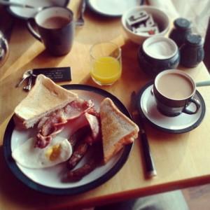 Desayuno Irlandes