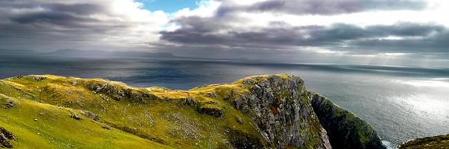 Paisaje y panoramica de Irlanda