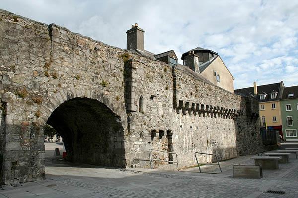 Spahish Archs en Galway