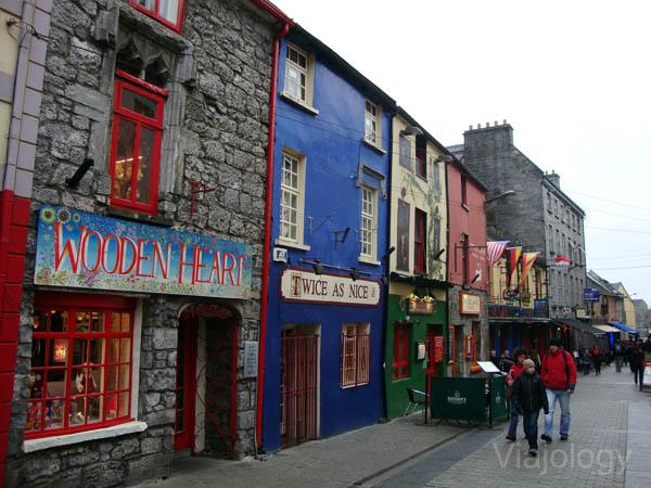 Lugares tur sticos de galway for Oficina de turismo de irlanda