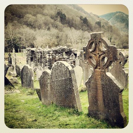 Cementerio glendalough viajology