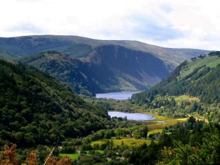 Valle de Glendalough