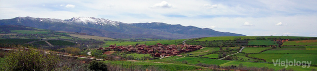 Panorámica Sierra de Ayllóm