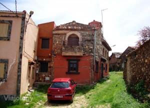 Casas de El Negredo
