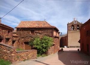 Iglesia de Villacorta