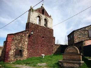Iglesia de Serracín