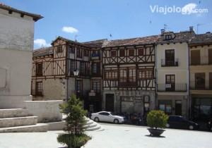 Plaza Mayor de Cuellar