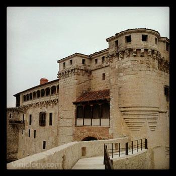 Castillo de Cuellar Viajology