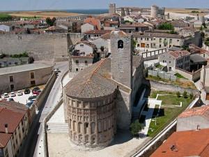 Vista Iglesia de San Esteban
