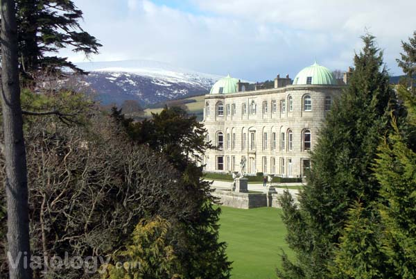 Powerscourt desde la torre