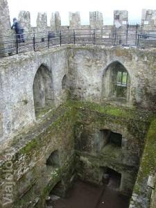 Interior Castillo de Blarney