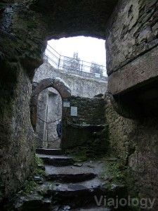 Acceso Castillo de Blarney