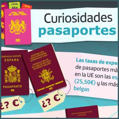 Infografia pasaportes principal viajology