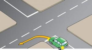Girar a la izquierda