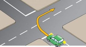 Girar a la derecha