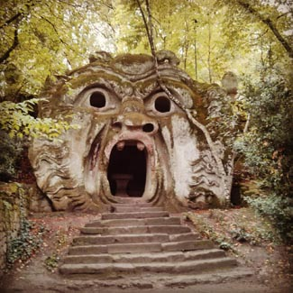 Ogro del Parque de los Monstruos