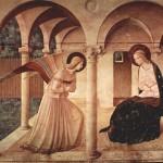 Anunciación de Fra Angélico