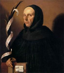 Retrato de Savonarola