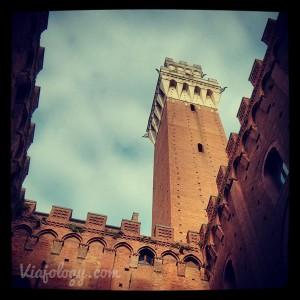 Torre del Mangia de Siena