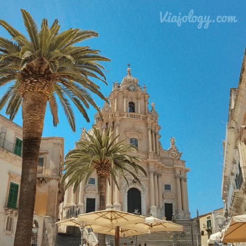 Ibla (Ragusa) en Sicilia