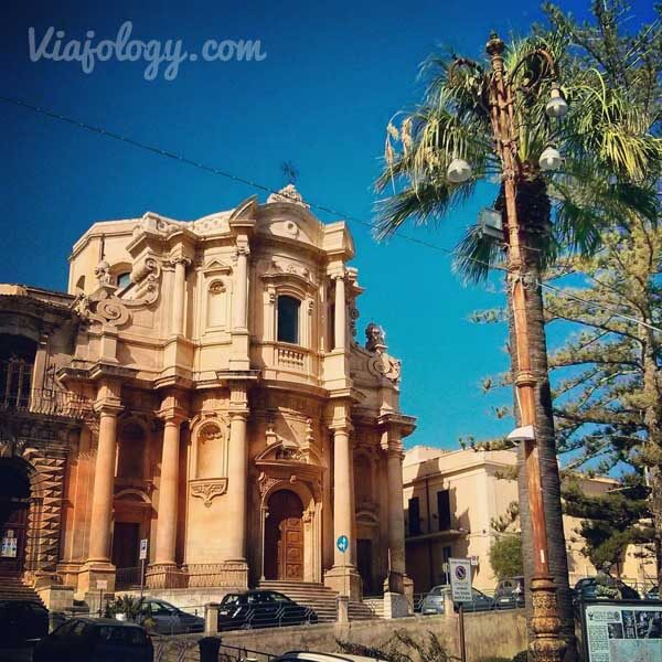Noto en Sicilia