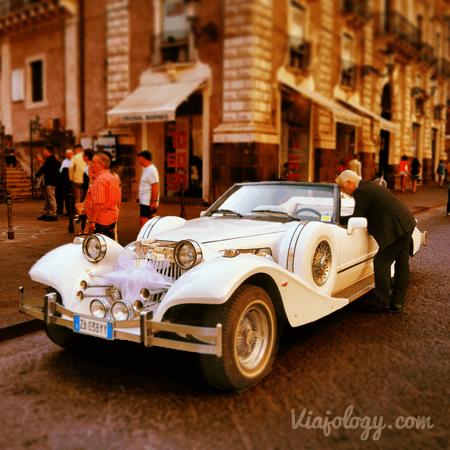 Sicilia en coche