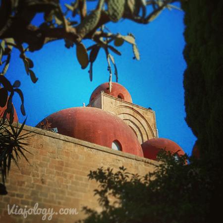 Cupulas de San Giovanni degli Eremiti